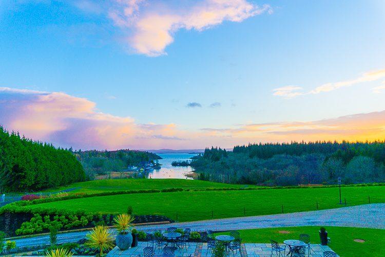 Mmm... Sunsets in Ireland...
