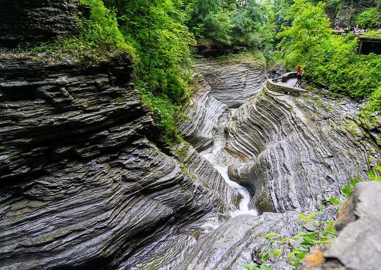 Watkins Glen State Park, NY is not to be missed!