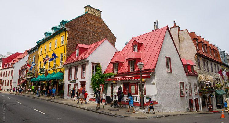 Old Quebec, Canada