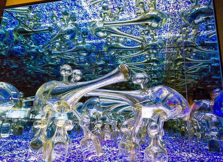 Did you know glass art could be this awesome?