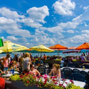 Fabulous Food in the Fresh Air of the Finger Lakes, NY