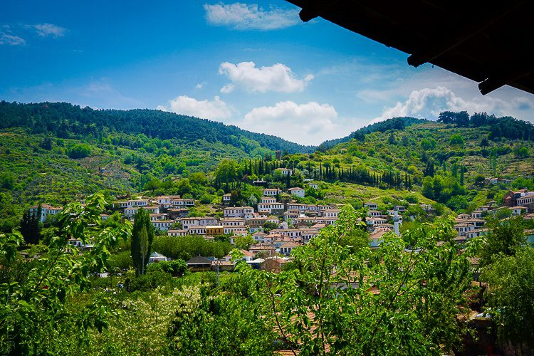 Sirince is one of the most picturesque towns in Turkey.