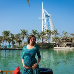 Why I Traveled to Dubai, 5 Months Pregnant and Alone!