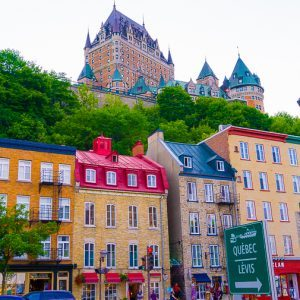 Quebec City, Canada: Flowers, Frontenac, Food, and Fun