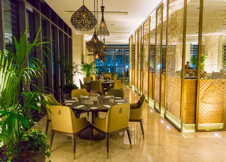 My favorite restaurant in Dubai!
