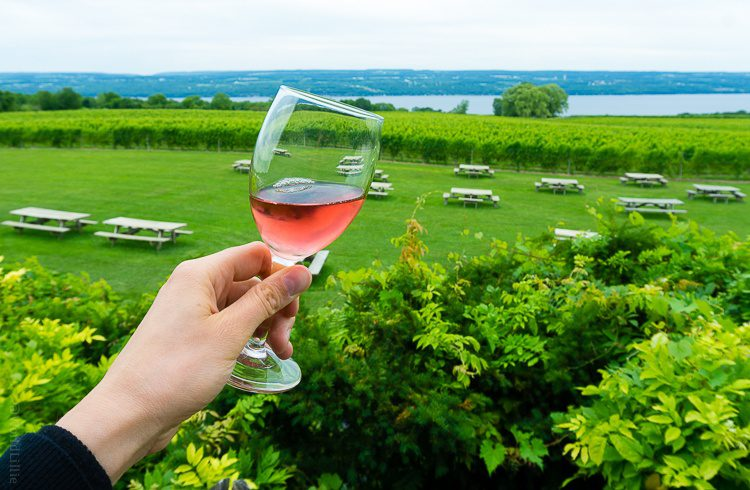 Wagner Vineyards, Finger Lakes wineries
