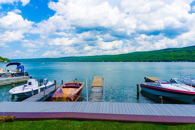 Hammondsport, New York earns its title of America's Coolest Small Town!