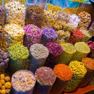 Wandering the Gold and Spice Souks of Deira, Dubai