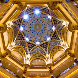 The 3 BILLION Dollar Hotel: Emirates Palace, Abu Dhabi
