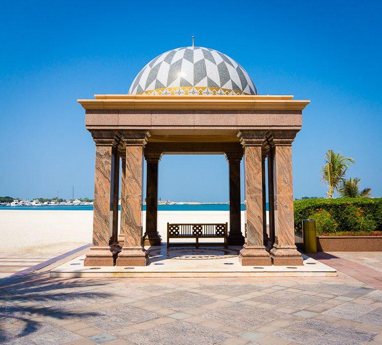 Beach at Emirates Palace