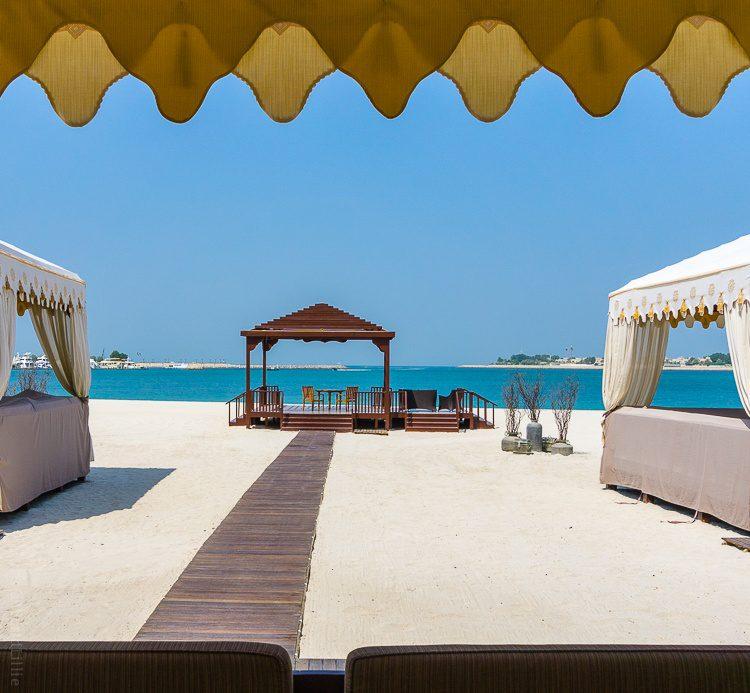 Emirates Palace UAE beach