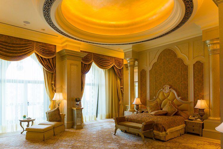 Emirates Palace Abu Dhabi Palace Suite room