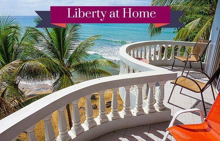 Liberty at Home