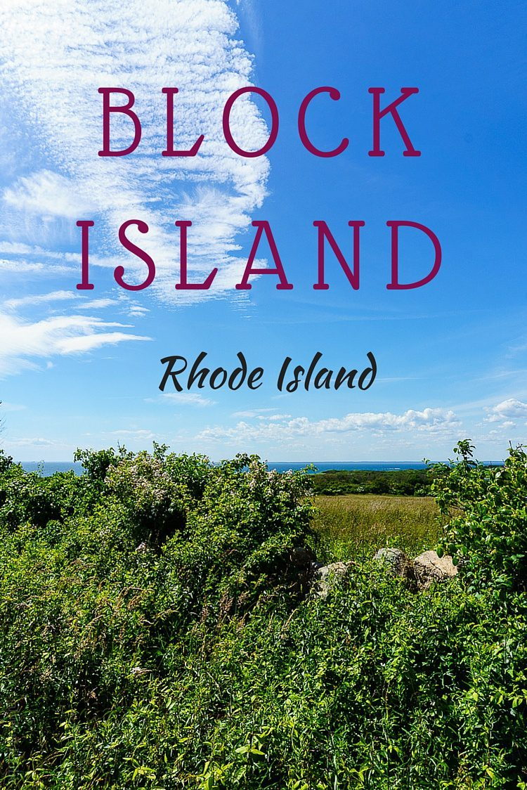 Block Island, Rhode Island is a fabulous place to visit!