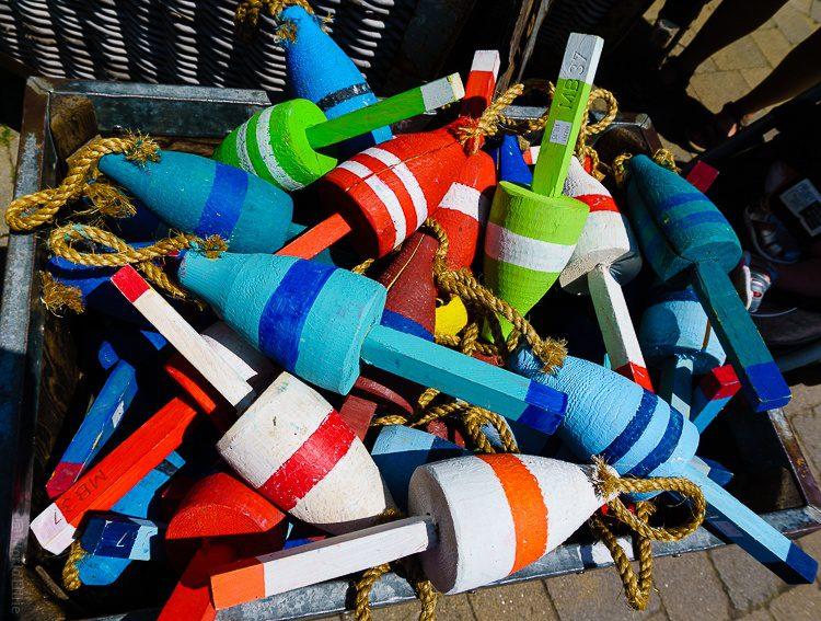 P-town buoys