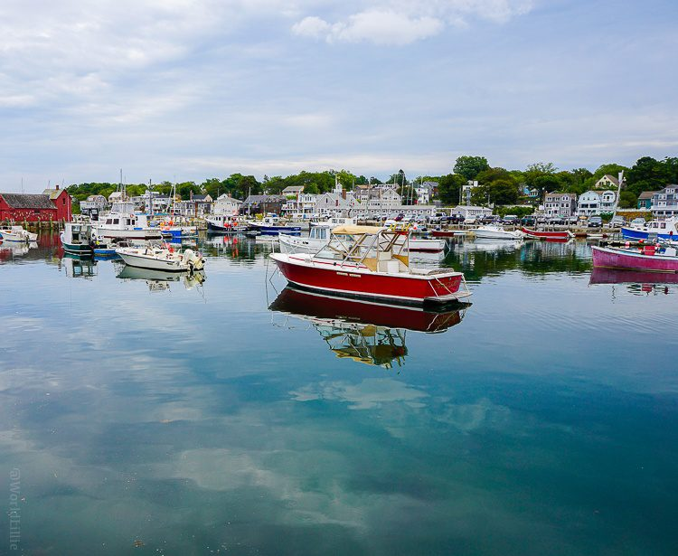 I love the boats and harbors of Rockport!