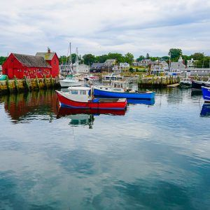 Rockport, MA: A Seaside Getaway One Hour From Boston