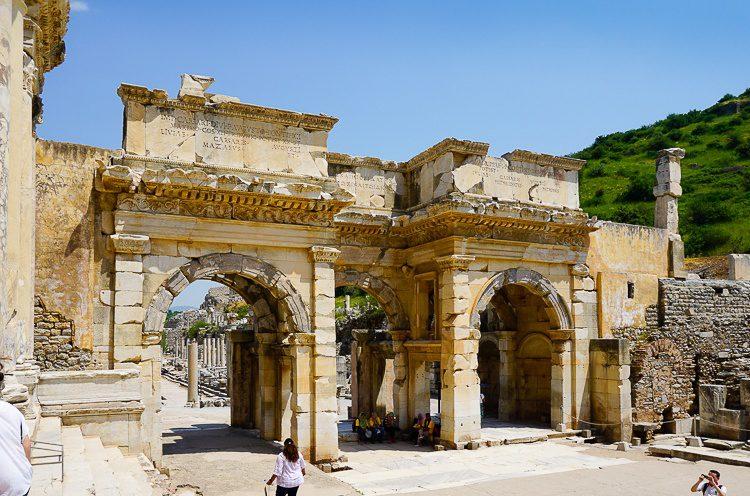 Ephesus Gate of Augustus