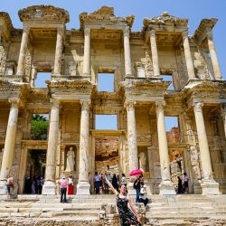 Ephesus: Astounding Ancient Greek and Roman Ruins