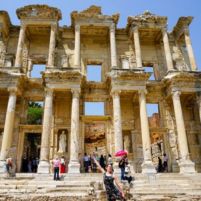 Ephesus, Turkey: Astounding Ancient Greek and Roman Ruins
