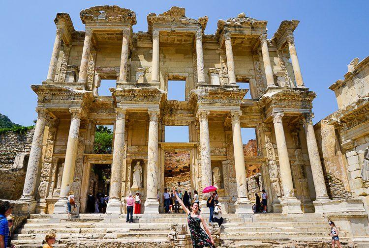 Ephesus Library of Celsus