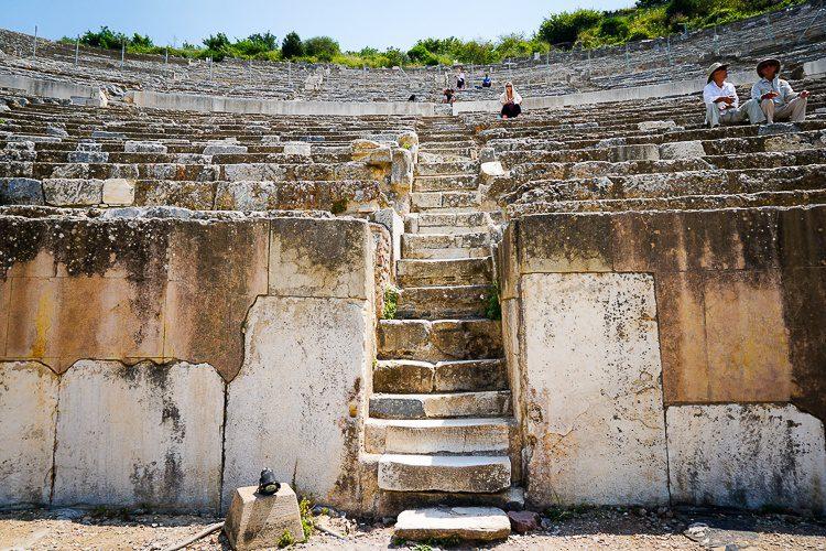 Ephesus Great Theater.