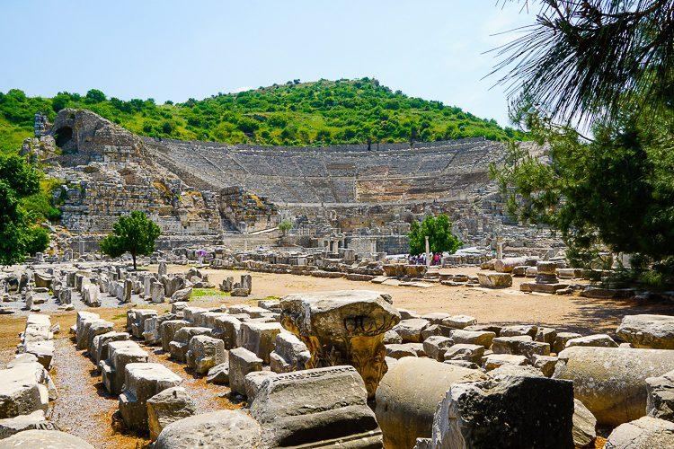 Ephesus Great Theater