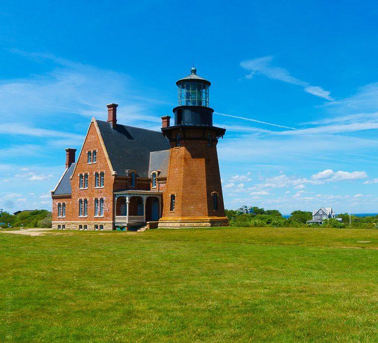 Block Island's Southeast Lighthouse is a gem of Rhode Island.