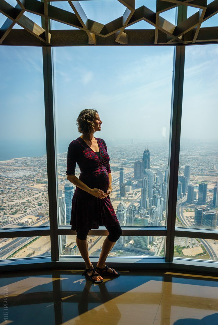 The tallest building in the world is the Burj Khalifa in Dubai, UAE. See the view from the top and learn tips about visiting!