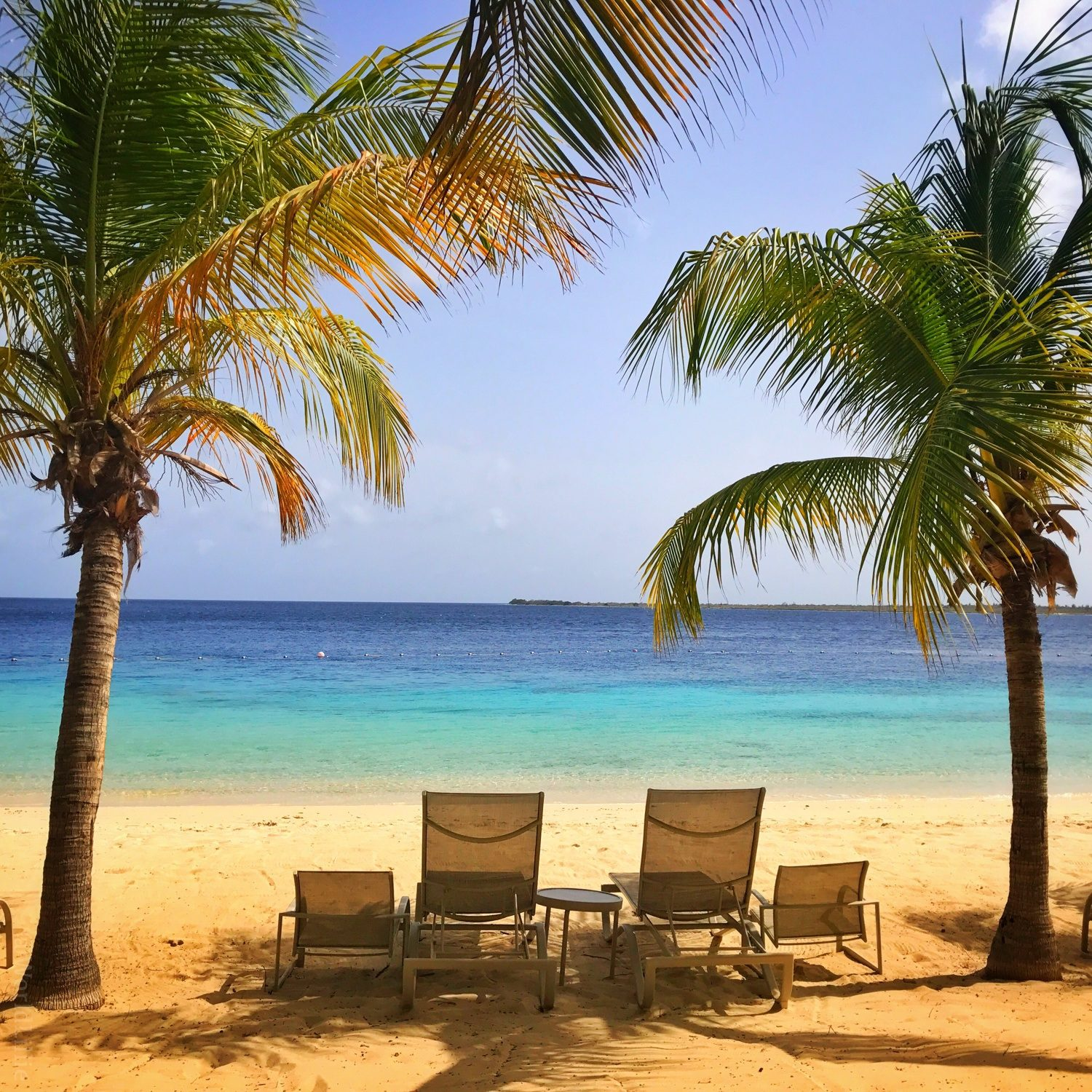 This Bonaire beach is beyond inviting.
