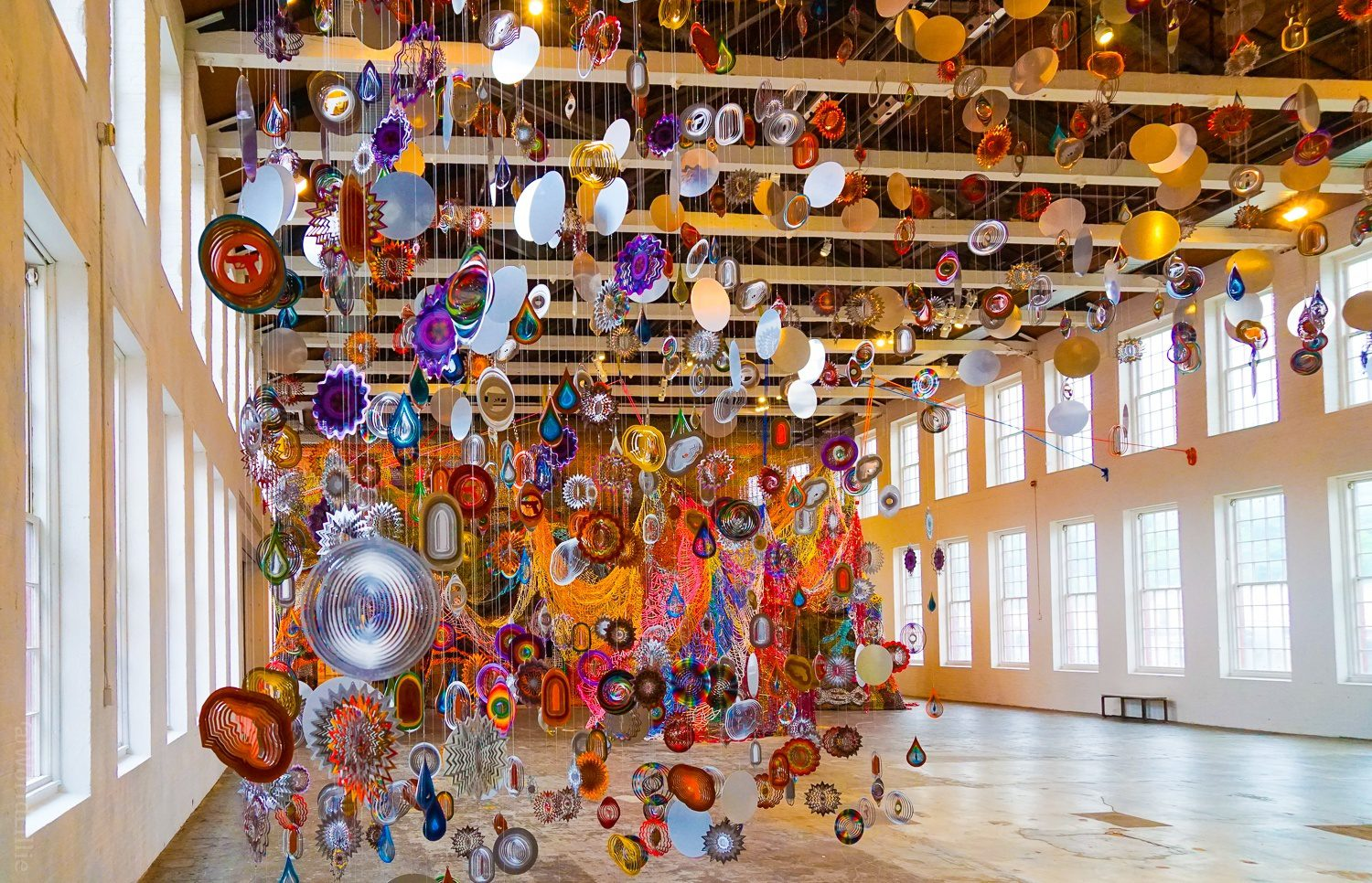 Thank you, MASS MoCA, for being so wonderful!