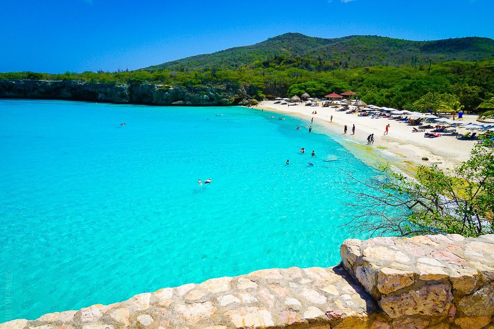 Curacao beaches Kenepa Grandi