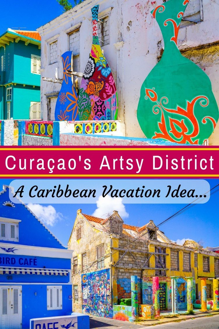 Looking for colorful buildings in the Caribbean island of Curaçao, with a mix of old and new? The Pietermaai District of Willemstad is renovating crumbling buildings into fun places to eat, stay, and shop, plus public art! See the beautiful pictures here.