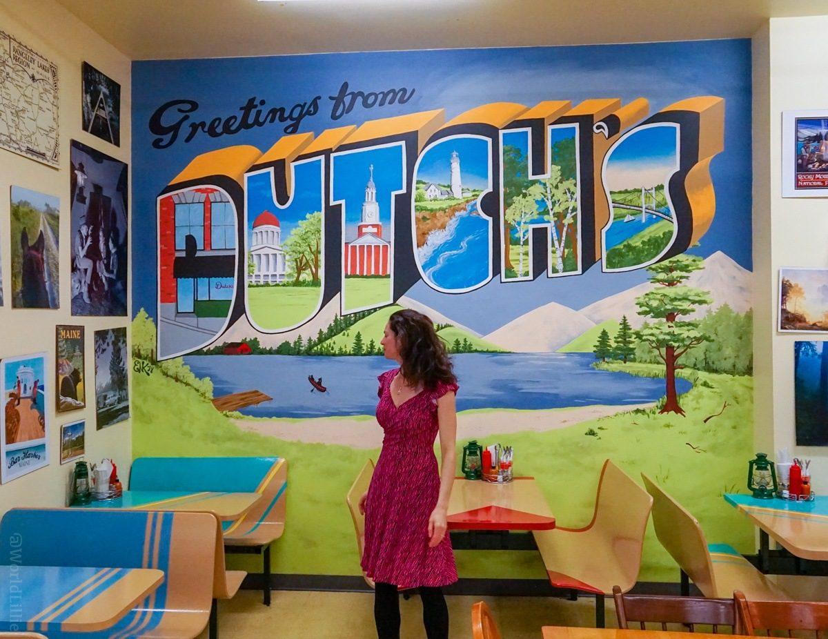 Portland Maine restaurants: Dutch's