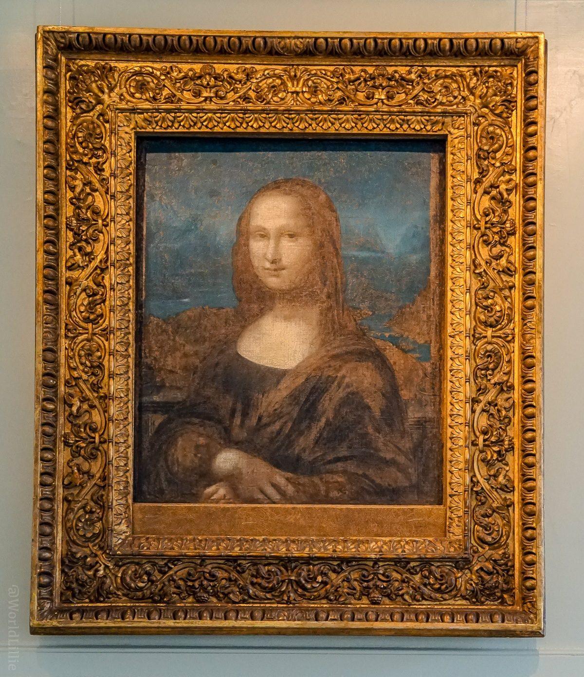 "Portland Museum of Art: ""Almost Mona Lisa"""