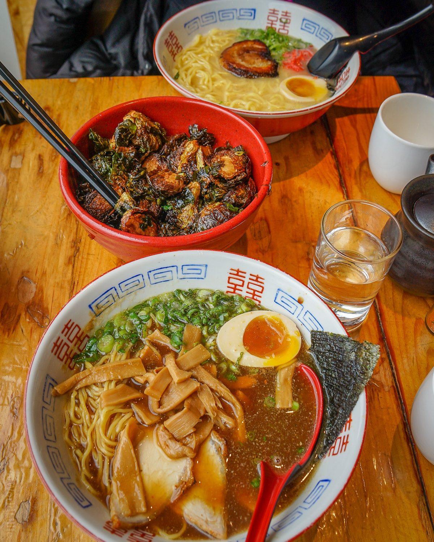 Portland Maine restaurants: Pai Men Miyake