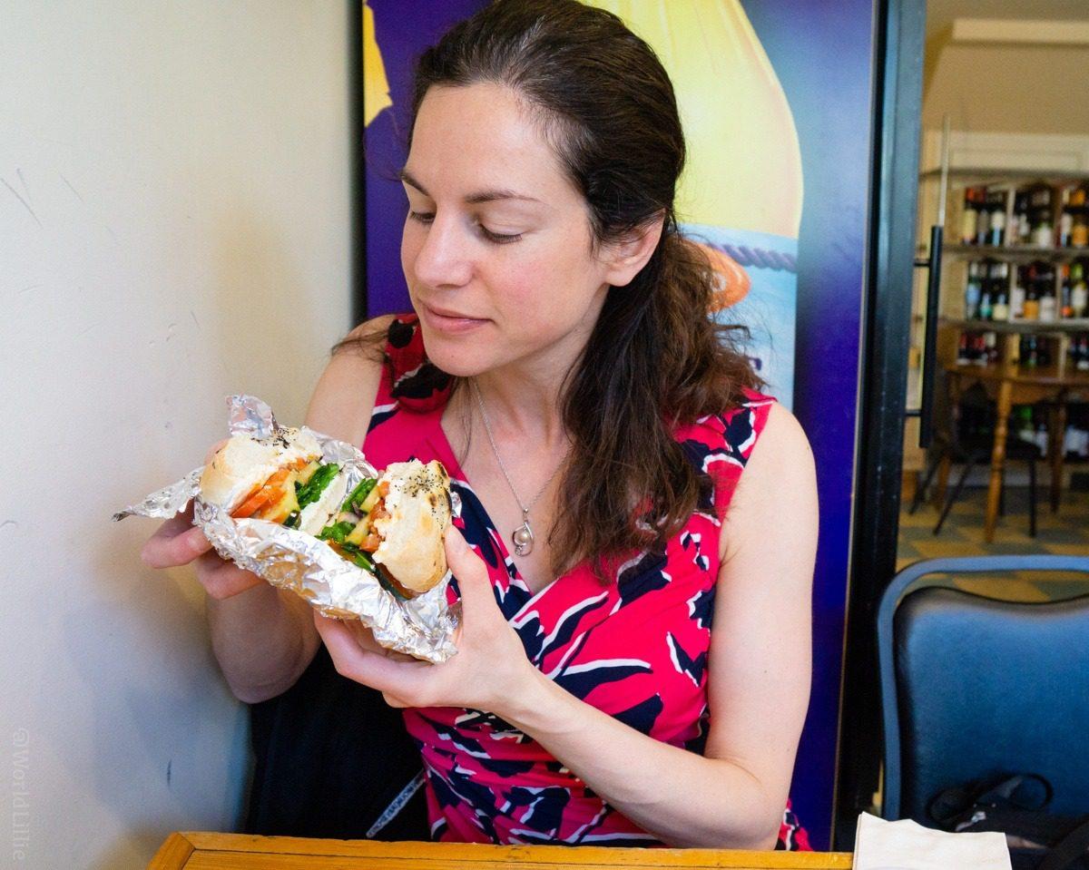 Portland Maine restaurants: Ohno Cafe