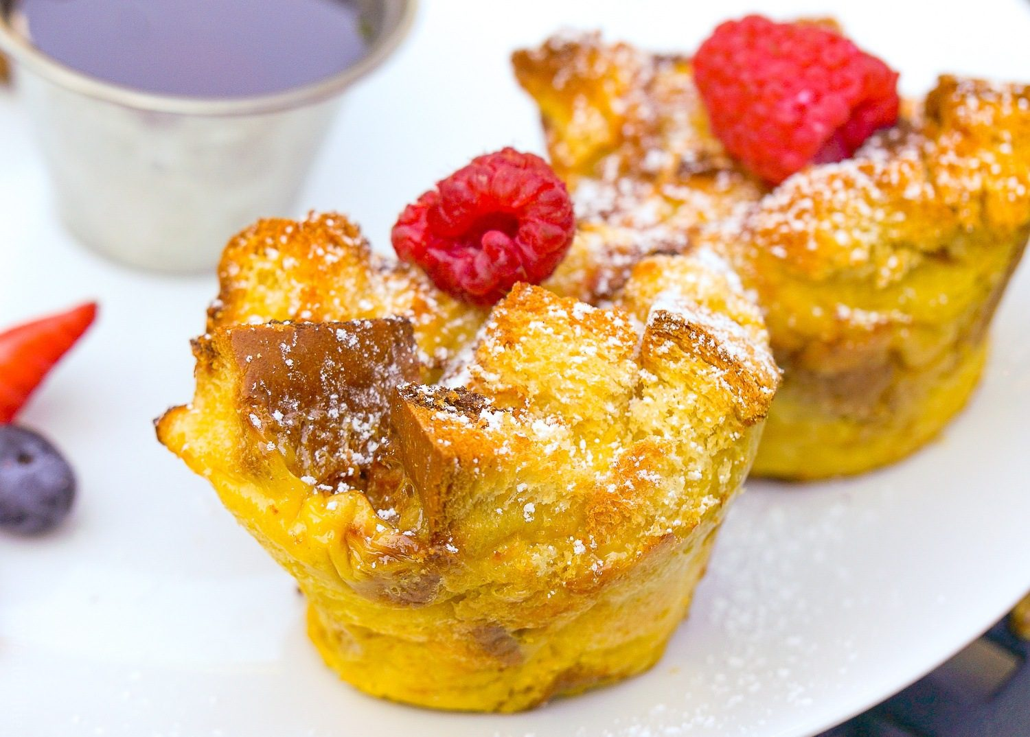 French Toast Muffins? Yes please!