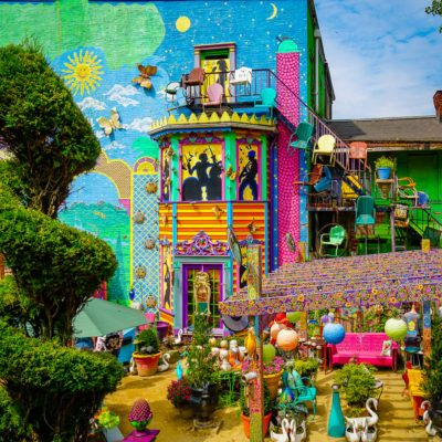 You MUST See Randyland in Pittsburgh: Free Color!