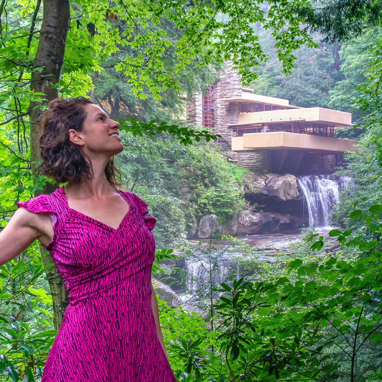 Fallingwater is a must-see in the Laurel Highlands.