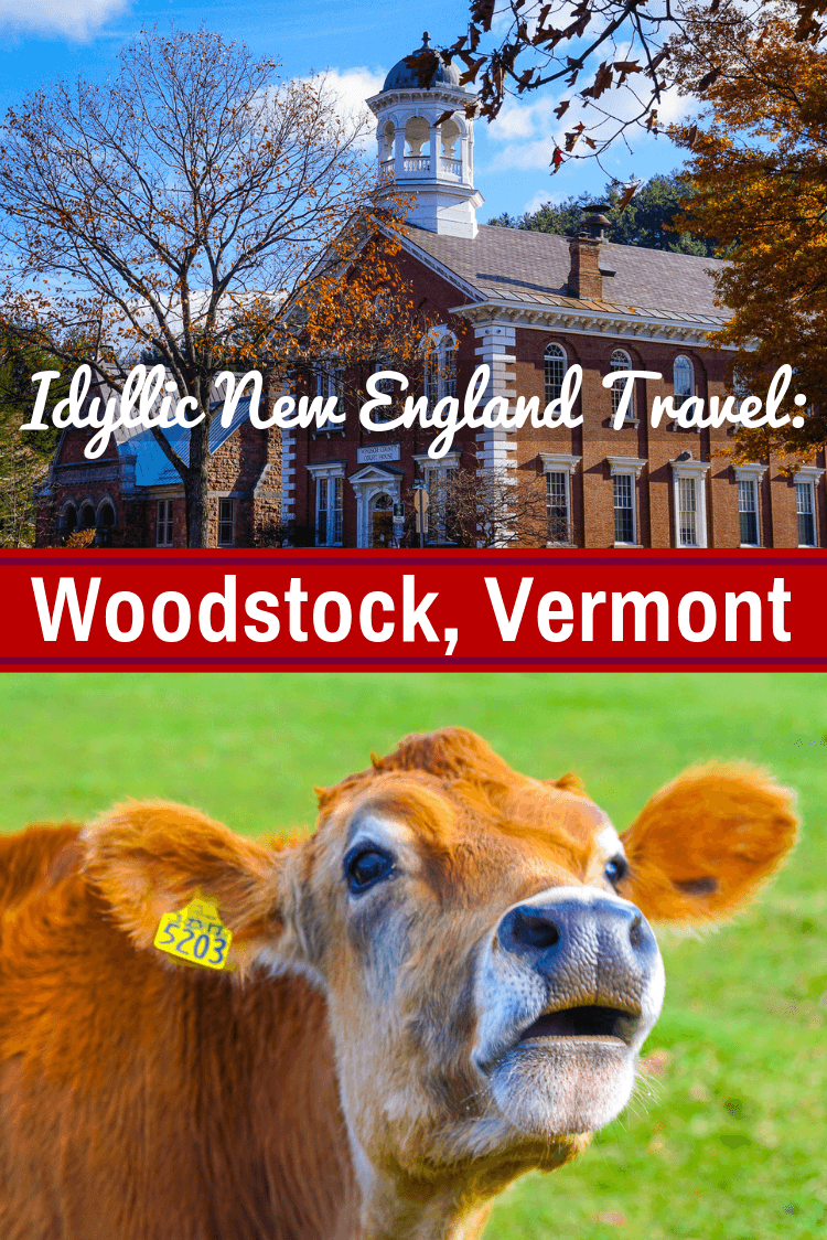 For a romantic New England getaway, or family travel fun, Woodstock, VT is a charming small town: Covered bridges, Billings Farm, Vermont skiing, and falconry!