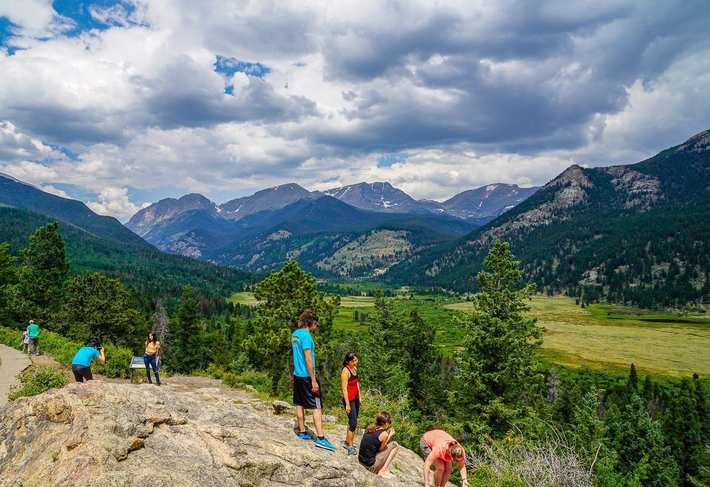 RMNP: Colorado mountains