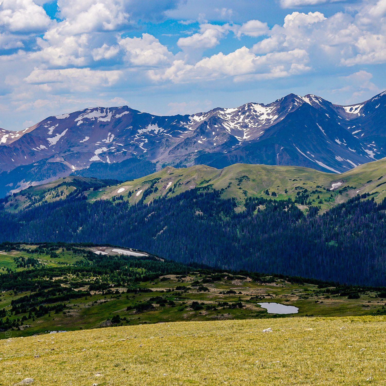 RMNP has Colorado mountains galore