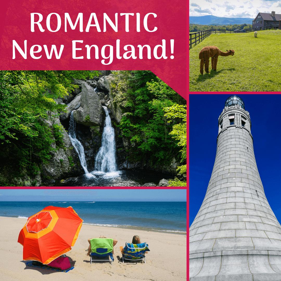Romantic getaways in New England