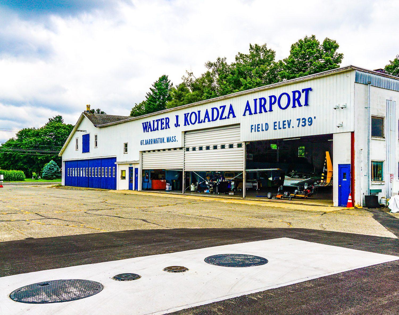Koladza Airport Great Barrington, MA