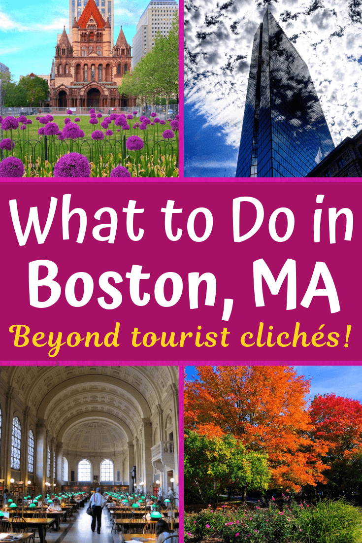 Free things to do in Boston with kids or solo