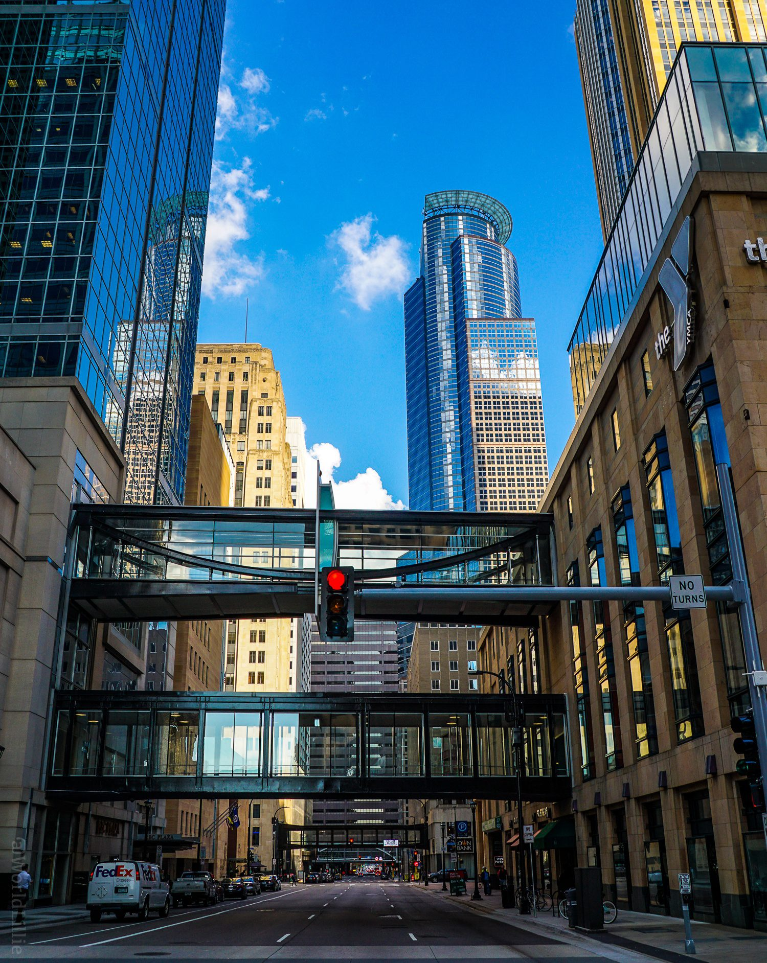Skyway Minneapolis