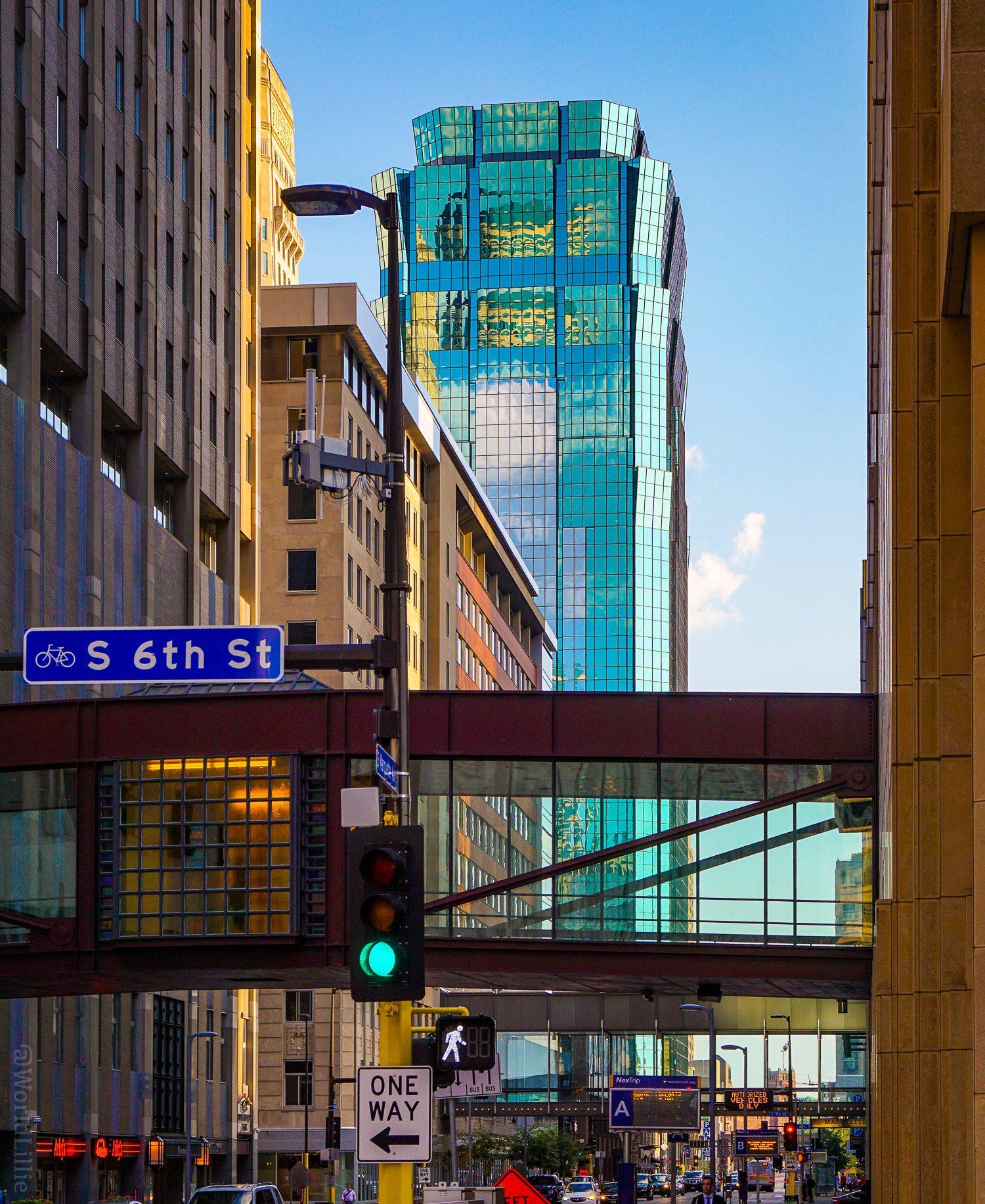 Minneapolis beautiful building