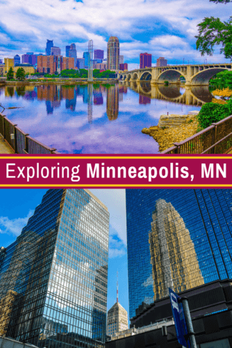 Why See the Minneapolis Skyway and Skyline?