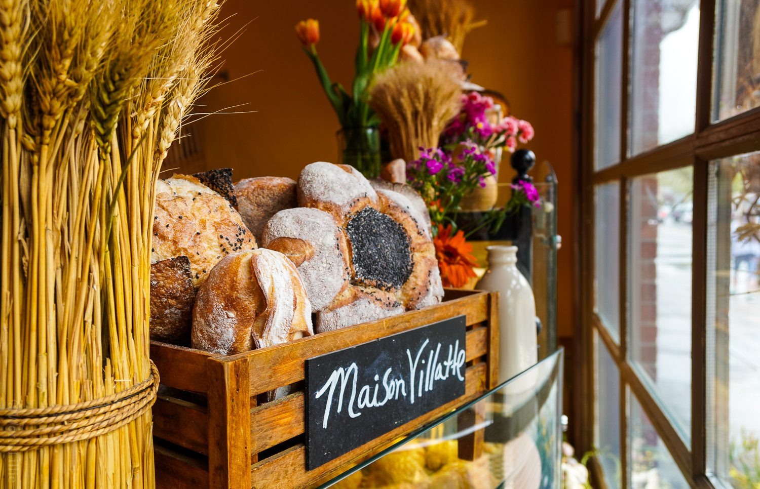Maison Villatte French Bakery in Falmouth